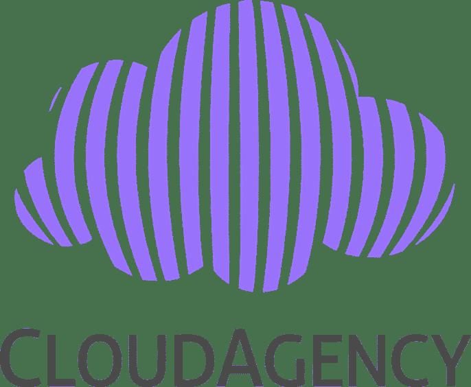 cloud agency logo